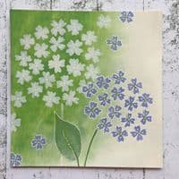 PaperArtsy Stencil Large E³ - Kay Carley 150 {EKC} - PS150